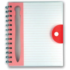 Pick-A-Pen Notebook for Customization