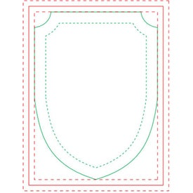 """Plaque BIC Adhesive Sticky Notepads (100 Sheets, 3.74"""" x 2.75"""")"""