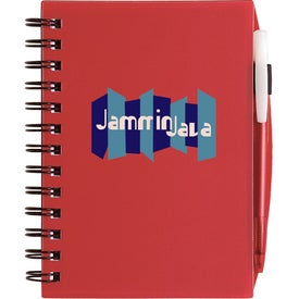 Plastic Cover Notebook for your School