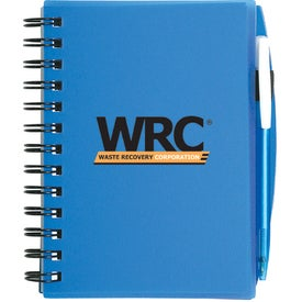 Plastic Cover Notebook for Your Organization