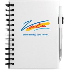 Plastic Cover Notebook