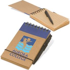 Customized Pocket Eco-Note Keeper