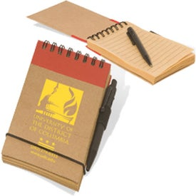 Pocket Eco-Note Keeper for Promotion