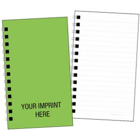 Pocket Notebooks Printed with Your Logo