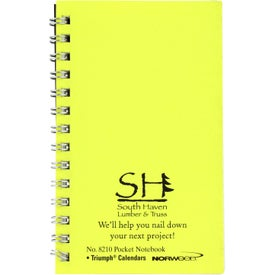 Pocket Notebooks for Your Organization