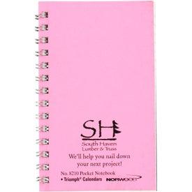 Customized Pocket Notebooks