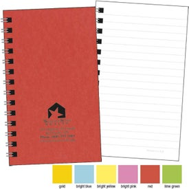 Advertising Pocket Notebooks