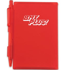 Pocket Notebook With Pen for Promotion