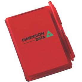 Custom Pocket Notebook for Promotion