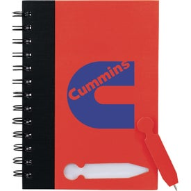 Logo Pop And Write Notebook