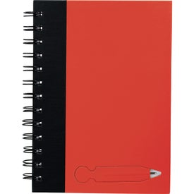 Pop And Write Notebook for Your Company
