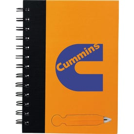 Pop And Write Notebook for Advertising