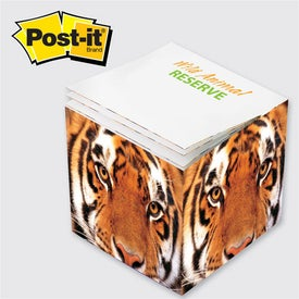 Promotional Post-it Cube Pad