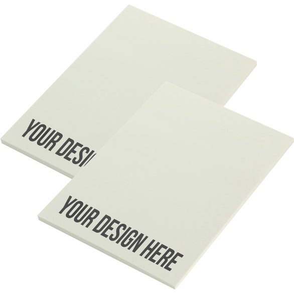 White Post-it Notes