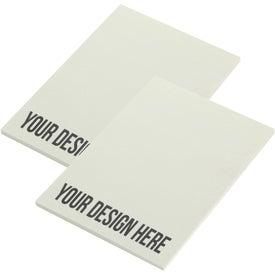 "Post-it Custom Printed Notes (4"" x 6"", 25 Sheets)"