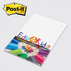 Post-it Custom Printed Notes