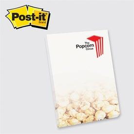 Monogrammed Post-it Custom Printed Notes