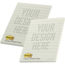 Branded Post-it Custom Printed Notes
