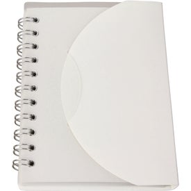 Logo The Post Spiral Notebook