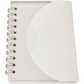 Logo The Post Spiral Notebook