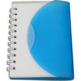 The Post Spiral Notebook with Your Logo