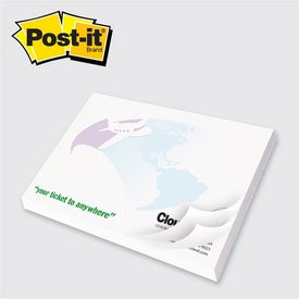 Post-it Custom Printed Notes Giveaways