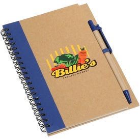 Promo Write Recycled Notebook for Your Organization