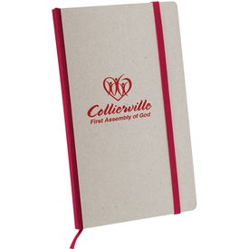 Rainforest Journal Book Imprinted with Your Logo