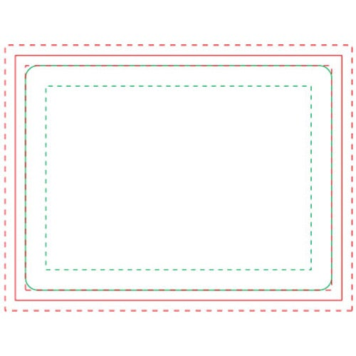 Rectangle Adhesive Sticky Note Pads