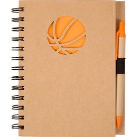 Recycled Die Cut Notebook