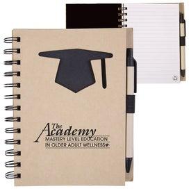 Recycle Die Cut Notebook