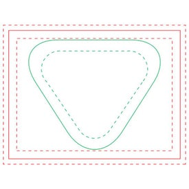 "Recycle Sign BIC Adhesive Notepad (100 Sheets, 3.07"" x 2.56"")"