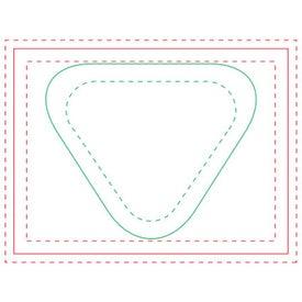 Recycle Sign BIC Adhesive Notepad (Medium, 100 Sheets)