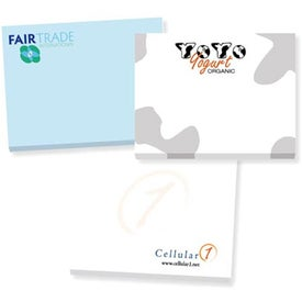 Recycled Adhesive Notepads for Advertising