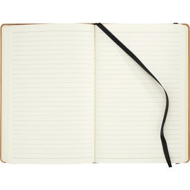 Recycled Ambassador Bound JournalBook with Your Slogan