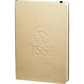 Recycled Ambassador Bound JournalBook (80 Sheets)