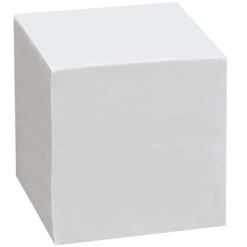 Promotional Eco Non Adhesive Paper Cubes with Custom Logo for ...