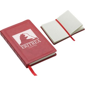 Recycled Midsize Journal Imprinted with Your Logo