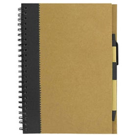 Recycled Paper Notebook Giveaways