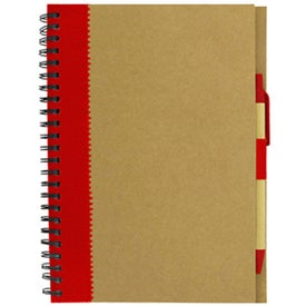 Recycled Paper Notebook for your School