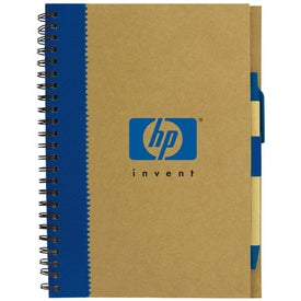 Recycled Paper Notebook for Your Church