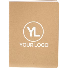 Recycled Pocket Notebook with Your Logo