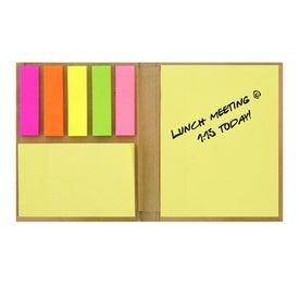 Recycled Sticky Notebook
