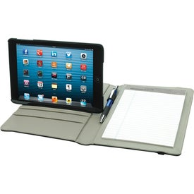Rotating Case Tech Padfolio for iPad Mini for Promotion
