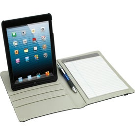Rotating Case Tech Padfolio for iPad Mini Giveaways