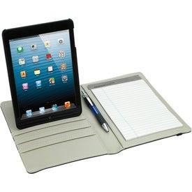 Rotating Case Tech Padfolio for iPad Mini Giveaways