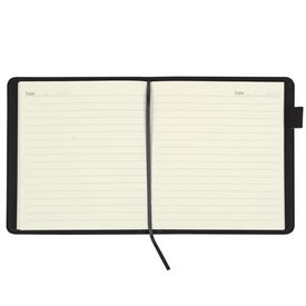 Slim Leatherette Notebook/Combo Branded with Your Logo