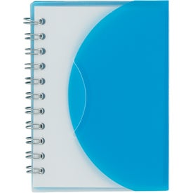 Promotional Small Notebook With Slip Cover
