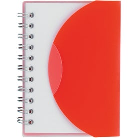 Small Notebook With Slip Cover Giveaways