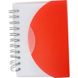 Small Spiral Curve Notebook for your School